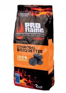 PROflame EXPERT 2 kg kietmedžio briketai-1