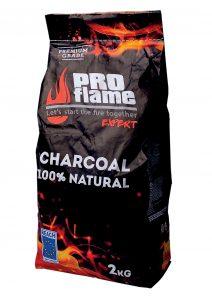 PROflame EXPERT 2 kg kietmedžio anglis-1